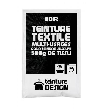 Teinture textile noir