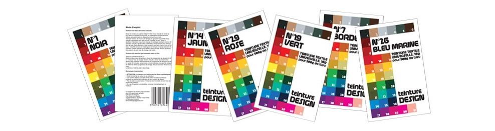 Teintures textiles