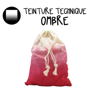 "Teinture technique ""Ombre"""
